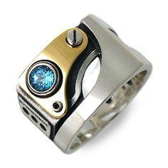 ドクターモンロー/Dr MONROE / men's / silver rings