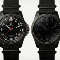 Minuteman watch -- a portion of the sales go to benefit disabled veterans