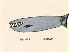 Johann Hauser, Der Wal