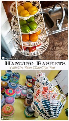 Crochet Home, Crochet Gifts, Free Crochet, Knit Crochet, Crochet Kitchen, Knitting Projects, Crochet Projects, Knitting Patterns, Crochet Patterns
