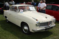 1958 Borgward Goliath Coupe