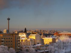 Tampere (from Mami Go Go-blog)