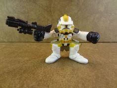 Commander Bly 2007