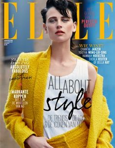 Nu in ELLE's nieuwe augustusnummer: all about style!