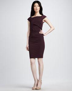 Gabi Ruched Dress