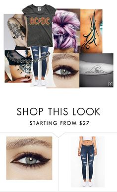 """Untitled #1996"" by looking-fly ❤ liked on Polyvore featuring Wet Seal"