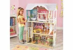 KidKraft Kaylee Dolls House Wooden Doll House Ideal Gift New | eBay