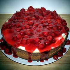 Cheesecake voor chocolade liefhebbers @ allrecipes.nl