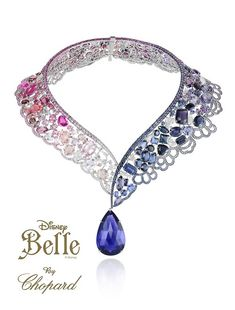 Disney Princesses Jewelry4 Disney Princesses Jewelry.  Lovely....except why is this Belle???? It makes way more sense that this is Aurora's!
