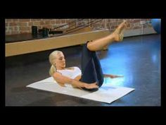 10 min Pilates abs workout - easiest and BEST ab video ever! thanks @Jenny Ong