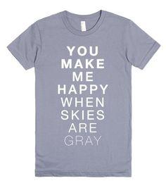 You Make Me Happy (Sunshine)