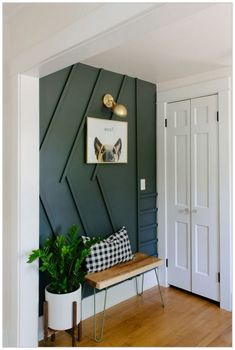 Beautiful Entryway Ideas on a budget! Whether it's a grand house or a tiny nook by the door, your home's entry is the first thing visitors see when they step inside your house and the sight that welcomes you home every day. So make it a good one! Here are some affordable contemporary entryway ideas.   #StyleAtHome #LargeRoundMirror #CircularMirror #LargeMirrorDecor #LargeMirrors #HomeDecorMirrors #VanityDecor #RoundWallMirror #RoundMirrors Home Design, Modern Interior Design, Design Ideas, Design Design, Design Styles, Design Inspiration, Diy Wall Decor, Entryway Decor, Diy Home Decor