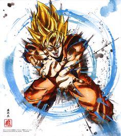 Dragon Ball - Son Goku SSJ                                                                                                                                                                                 Más