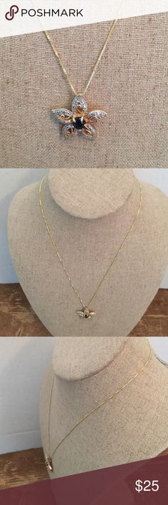 Necklace gold tone 925 made Italy new ❤️ Necklace gold tone 925 new ❤️ Jewelry Necklaces