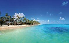 Preview wallpaper maldives, tropical, beach, palm trees, sand