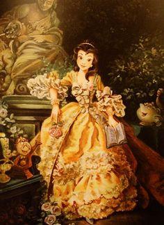 Barroque Belle