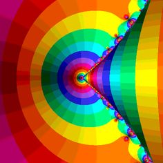 World Of Mysteries: Psychedelic GIF gif) Trippy Gif, Trippy Alien, Cool Optical Illusions, Rainbow Wallpaper, Wallpaper Backgrounds, Hippie Art, Illusion Art, Gif Pictures, It Goes On