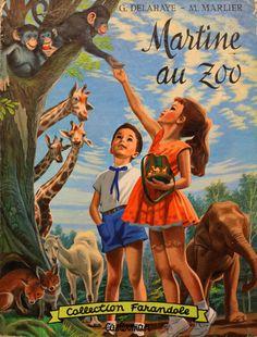 Martine au zoo 3
