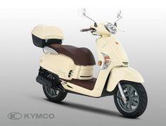 Kelli's bike... - Kymco Like
