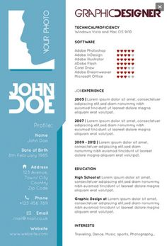 Best Free Creative Resume Templates Updated  Career