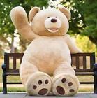 HUGE GIANT TEDDY BEAR 200CM HIGH QUALITY COTTON PLUSH LIFE SIZE STUFFED ANIMAL