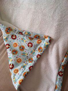 Easy DIY Baby Blanket  #DIY  #Baby  #BabyShower  #SewingProject