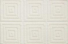 Rainier Rug, White - New & Best-Selling Designs by Stark Studio Rugs - Week 48 - Sales Events 2018 All White Bedroom, Bedroom Sitting Room, Selling Design, Enchanted Home, Painting Wallpaper, Custom Rugs, White Rug, Simple Elegance, Beautiful Space