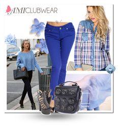 """Amiclubwear 4/III"" by albinnaflower ❤ liked on Polyvore featuring moda i amiclubwear"