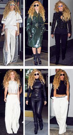 Lady Gaga ARTPOP fashion
