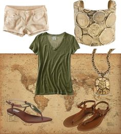 cute outfit, created by nicseb23 on Polyvore