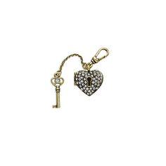 Trésors Key to My Heart Charm