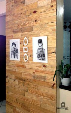 Revestindo uma parede com madeira - Faça você mesmo | Homens da CasaHomens da Casa