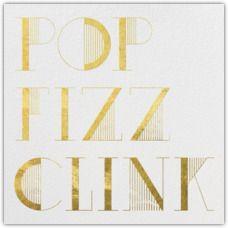 pop fizz clink | kate spade