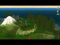 Tribal Trouble 2 - Battle gameplay 01  http://www.youtube.com/watch?v=oQNbKGDqlUw=player_embedded
