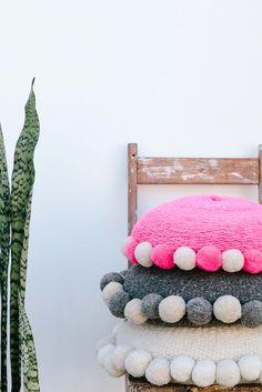 Pampa beautiful handwoven cushions from Argentina.   Shop www.shop.pampa.com.au