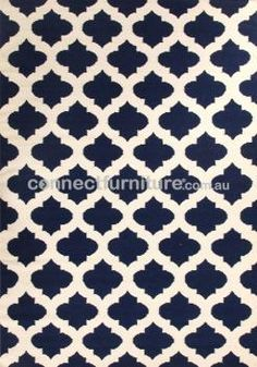 Include the delicately chic geometric pattern of the Nomadic Charm Indian Quatrefoil Kilim Rug from Rug Culture in your home for a rustic and elegant look, durable and distinctly stunning. Dhurrie Rugs, Kilim Rugs, Templer, Indian Rugs, Navy Rug, Homewares Online, Buy Rugs, Quatrefoil, Rugs Online