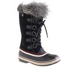 I would LOVE to have a pair of these before the snow hits Seattle this year (if it does). Sorel® for J.Crew Joan of Arctic boots.