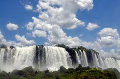 #Iguazu #Falls # Brazil #LatinAmerica #Beauty #Nature #Wonder #Travel #World