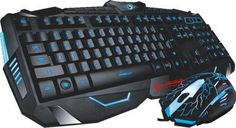 Key Features of Marvo Scorpion Black Light Wired Gaming Keyboard and Mouse Combo Wired USB Keyboard 3 Color Lightings 104 Keys USB Support 5 Million Stroke Life 1.5 m Cable Length Specifications of Marvo Scorpion Black Light Wired Gaming Keyboard and Mouse Combo Wired USB Keyboard (Black) GENERAL SPECIFICATIONS Interface Wired USB Brand Marvo Model…