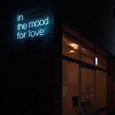 in the mood for love / blue neon