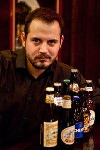 Νικολά Ραδίσης- Σύμβουλος Μπύρας