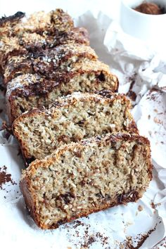 Banana Bread, Sweets, Meals, Cake, Desserts, Recipes, Food, Polish, Diet