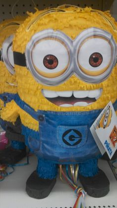 Despicable Me Minions Dressed Up as Pop Culture Characters ...