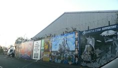 Belfast, Northern Ireland: Political Murals