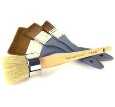 Americana Decor Brushes