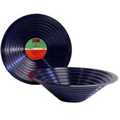 Recycled Vinyl Record Bowl from Picsity.com