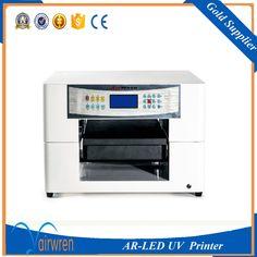 Top-Quality Small UV Flatbed Printer For Ceramic Tile,Glass,Metal Printing #Affiliate