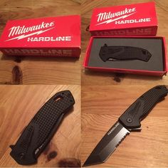 Make your Milwaukee tools at work video and tag #worldplumbers1500 by October 31st for your chance to win this @milwaukeetool Hardline Work Knife! Check out the hashtag for more information.
