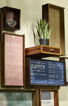 Wasbar Ghent by Pinkeye Crossover is a Laundry coffee shop