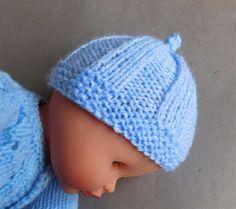 Three sizes – newborn, large premature, medium premature…… inspired by Sc… – Knitting patterns, knitting designs, knitting for beginners. Baby Hat Knitting Patterns Free, Baby Sweater Knitting Pattern, Baby Hat Patterns, Baby Hats Knitting, Crochet Baby Hats, Knitted Hats, Crochet Patterns, Free Knitting, Beanie Pattern
